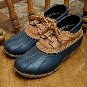 Vintage LL Bean Duck Boots